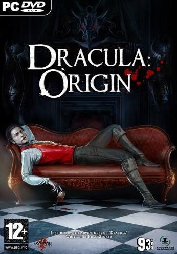 Descargar Dracula Origin [English] [3CDs] por Torrent